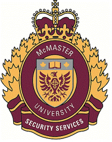mcmaster security services logo